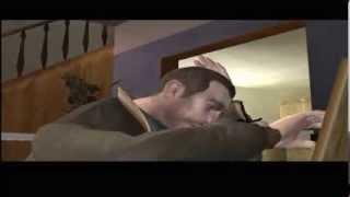 GTA 5, la culpa es de rockstar!! el degenerado de niko busca a cj...