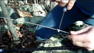 Ham Stick Vertical Dipole Antenna