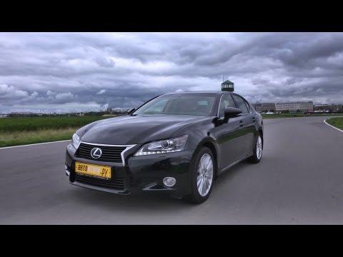 Тест Lexus GS 350 AWD