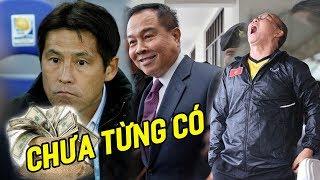 Quyết phế ngôi Việt Nam, người Thái tính chi lương cực khủng cho HLV dự World Cup