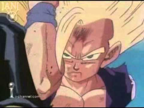 Anime Music Videos)   Dbz   Gohan Vs Perfect Cell   Disturbed video
