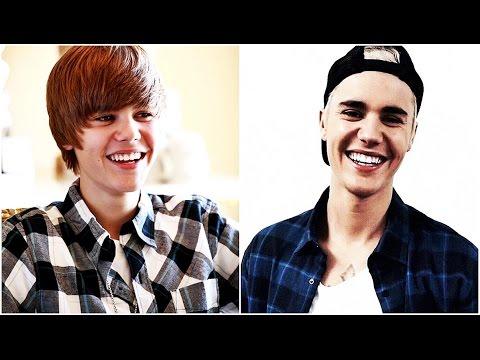 Justin Bieber Smile Transformation (2009 - 2016)