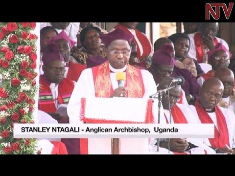 Archbishop Ntagali asks Ugandans to be politically active