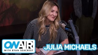 Julia Michaels Writes All Your Favorite Songs | On Air with Ryan Seacrest