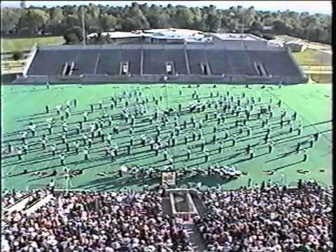 Crowley High School Mighty Eagle Band - 1994 - Area