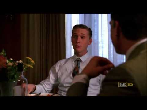 "MAD MEN - ""Do you even see me?"" (Ken and Sal) 2.07"