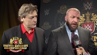 Triple H and William Regal reach a decision on the Pete Dunne controversy: Exclusive, Jan. 15, 2017