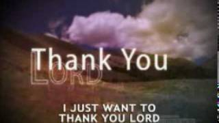 Thank You Lord.flv