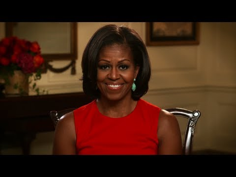 "First Lady Michelle Obama: ""It Takes One"""