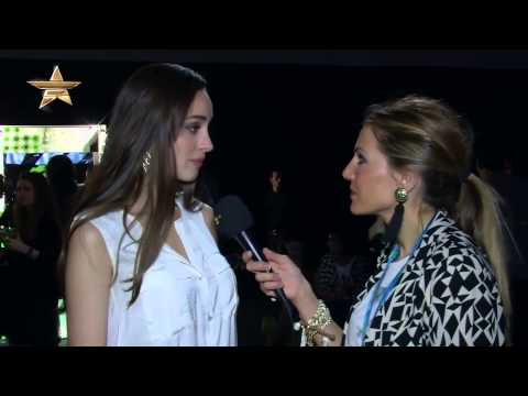 Amaya Arzuaga | Fashion Week: Mercedes-Benz Madrid | Otoño/Invierno 2014-15