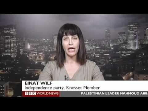 MK Einat Wilf - Response to Abbas' Speech at the UN General Assembly