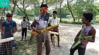 Bangla New Funny Video Song।Valo thako sukha thako Shoba
