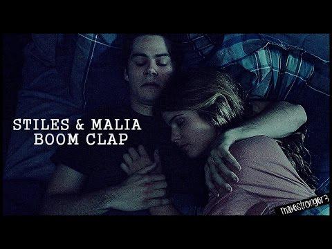 Stiles & Malia l Boom Clap