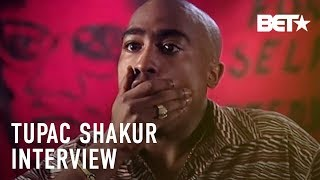 "Tupac Shakur: ""I Didn't Have A Police Record Until I Made A Record"""