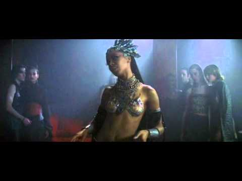 ⊹⊱⋛⋋♡ Aaliyah ♡⋌⋚⊰⊹ Queen Of The Damned (fav Scene 1 Of 2) video