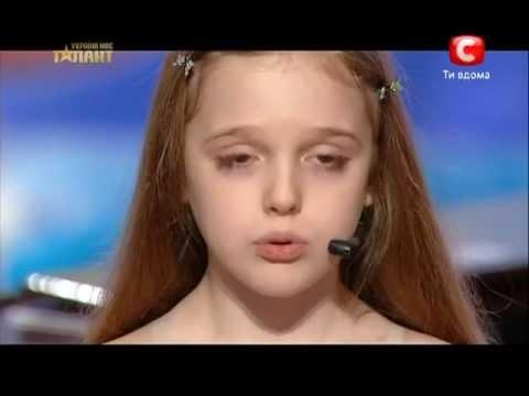 Украина мае талант 5 сезон - Екатерина Виноградова