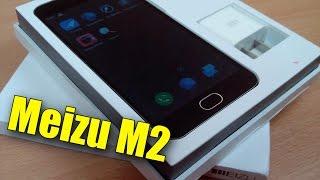 Meizu M2 mini. Распаковка и первый взгляд