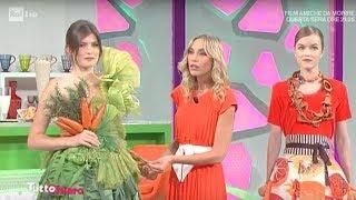 Gli abiti a tema cibo: l'ultima tendenza della moda - TuttoChiaro 22/07/2019