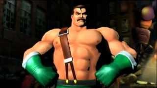 Ultimate Marvel vs Capcom 3 - Haggar ATATATATATATATA!