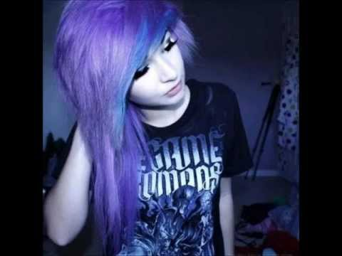 Emo Girl Hairstyles YouTube