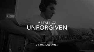 Metallica   Unforgiven cover with solo improvisations   by Mohab Omer||مهاب عمر -ميتاليكا جيتار سولو