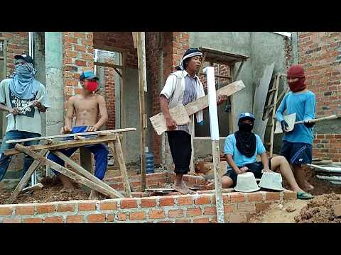 Lipsing Bangunan Rhoma irama - buta tuli