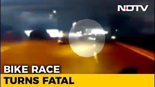24-Year-Old Racing Superbike In Delhi Dies, Accident Caught On Camera