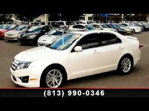 2010 Ford Fusion - Credit Union Dealer - Brandon Honda - Br