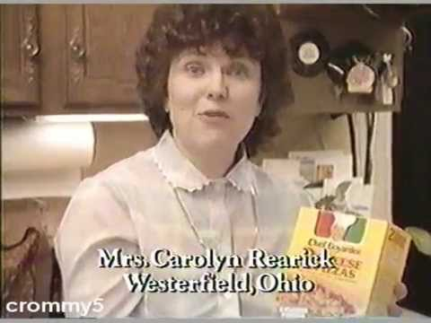 1986 Chef Boyardee Pizza Commercial