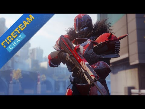 Destiny 2 Reactions and Major PVP Changes - Fireteam Chat Ep. 114