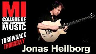 Jonas Hellborg Trio (gt Mattias IA Eklundh) - Musicians Institute(MI)が2006.01.18 MIにて行われた47分のライブ映像を公開 thm Music info Clip