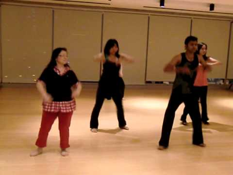 dum dum dum mast hai choreography by  master Ronale Krish