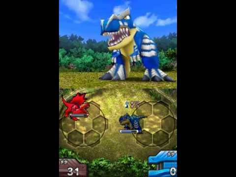 Fossil Fighters ds Fossil Fighters Champions