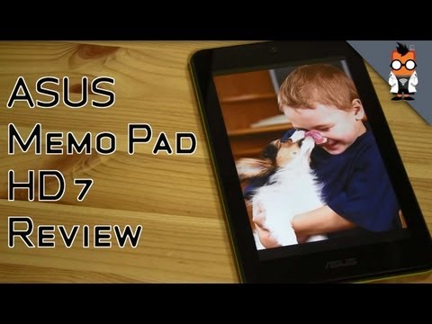 ASUS Memo Pad HD 7 Review & Comparison with other Budget Tablets
