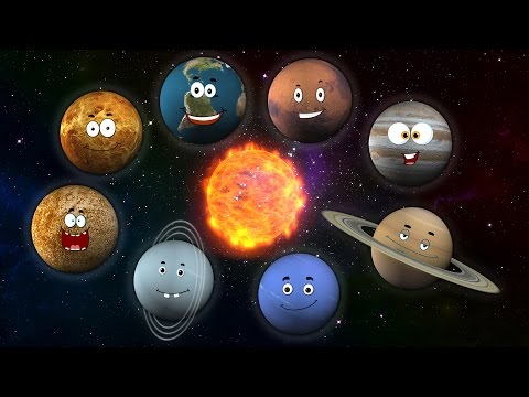 Planet Song | preschool learning