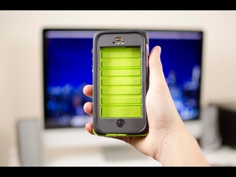 Otterbox Armor Series for iPhone 5 (First Look)