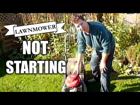 Lawn Mower Problems : Handyman Guide For Home Improvement and Repairs