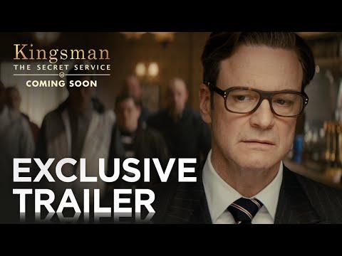 Kingsman: The Secret Service   Official Trailer #2 HD   2014