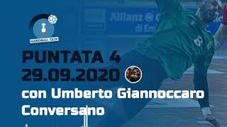 HandballTalk - Puntata 4: con Umberto Giannoccaro