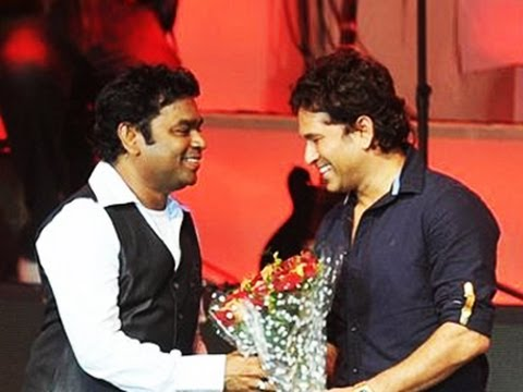 Rahman & Sachin in 1 stage