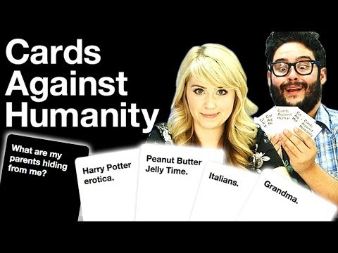Cards! Oh, the Humanity!