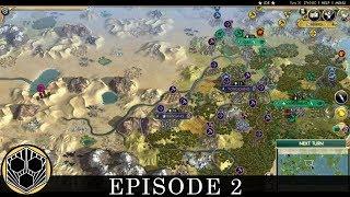 r/civ Battle Royale CBRX Season 1: Episode 2 - Never Gonayiv You Up