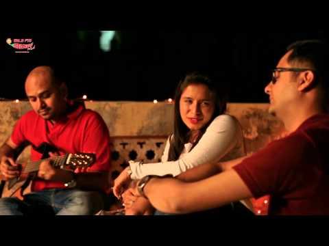 RJ Dhvanit on Guitar Guruwar Ahmedabad with Aishwarya Majmudar - 2