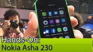 Hands-on: Nokia Asha 230 - Tudocelular.com