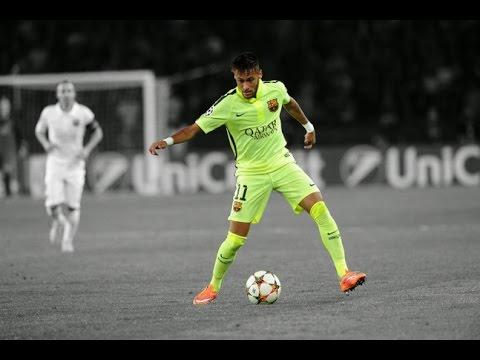 Neymar Jr | Goals, Skills, Assists, Passes, Tackles | Barcelona and Brazil | 2014/2015 (HD)