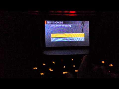 Nissan Primera P12 - Secrect menu