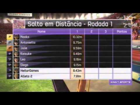 Kinect Sports: Atletismo - HG vs Z??H