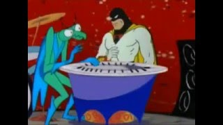 Space Ghost Coast to Coast: Intense Patriotism - Zorak is a Bad Father
