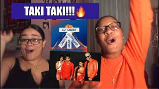DJ Snake - Taki Taki ft. Selena Gomez, Ozuna, Cardi B (REACTION)