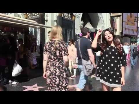 Hollywood Blvd Walk of Fame Tour- (Days in LA Ep3)